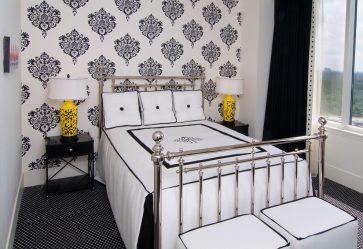 Обои в спальню — современные идеи интерьеров 2017 года, фото и рекомендации которые нельзя игнорировать