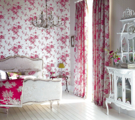 Жизнь в цветочной поляне или как правильно подобрать обои в цветок. 170+(Фото) цветущей романтики в серых буднях