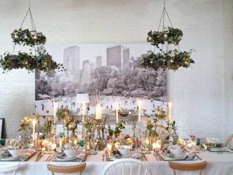 Как сделать стол на Новый 2019 год действительно праздничным и бюджетным? 135+(Фото) красивой сервировки своими руками (+Отзывы)