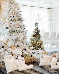 Оттенки новогоднего торжества: 120+ (Фото) палитры 2019 года. Встречаем ярко, красиво и оригинально год Желтой Свиньи