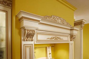 Патина в интерьере – Благородная старина в вашем доме. 180+ (Фото) с золотом, серебром и другими металлическими эффектами