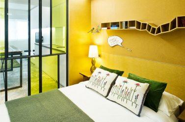 Планировка 1-й (однокомнатной) квартиры от (210+ Фото) «А» до «Я» все стили