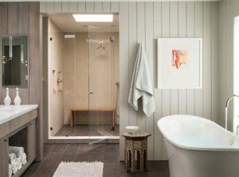 Дизайн и отделка ванной комнаты пластиковыми панелями 110+ Фото — Быстрый и дешевый способ декора
