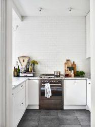 Плитка для фартука на кухню (180+Фото дизайна): советы, благодаря которым ваши стены «оживут»