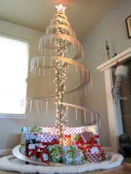 Как сделать Поделку Елку на Новый год своими руками? Украшаем дом перед праздником (185+ Фото)