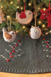 175+ Фото поделок из фетра на Новый год Собаки своими руками: Выкройки и Схемы для начинающих