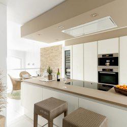 Какой потолок на лучше сделать кухне? 180+ Фото Самые модные варианты