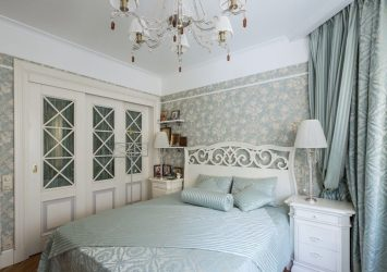 Стиль Прованс в современном интерьере: 335+ Фото Красивых дизайнов для романтиков и ценителей Франции (в прихожей/гостиной/кухне)