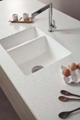 Каменные раковины — Красивое дополнение кухни. 175+(Фото) круглых, квадратных и угловых. Выбираем вместе с нами