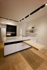 Раскладной кухонный стол (маленький, овальный, стеклянный): Как выбрать? Куда поставить? Как украсить?