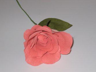 Как сделать розы из бумаги своими руками: Пошаговая инструкция для начинающих (190+ Фото)