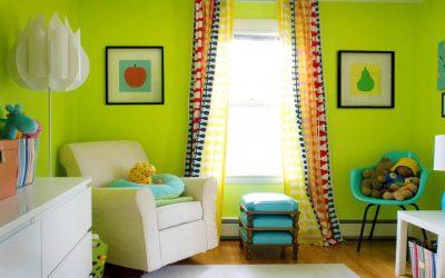 Сочетание Салатового цвета в современных модных интерьерах: 185+ (Фото) Дизайна для Кухни, Гостиной, Спальни