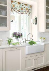 Как сшить шторы для кухни своими руками? 70+ Стильных Фото идей +Отзывы