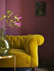 Сиреневый Цвет в интерьере – 210+ (Фото) Большого разнообразия и сочетания оттенков