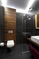 Маленькая ванная комната совмещенная с туалетом (50+ Фото): 12 приемов уникальной коррекции пространства