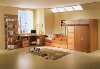Заказать детскую мебель по индивидуальному размеру в москве.