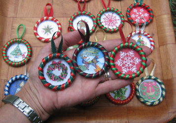 150+ (Фото) Интересных, Оригинальных и Сладких сувениров на Новый 2019 Год своими руками (вязанные, маленькие, милые)