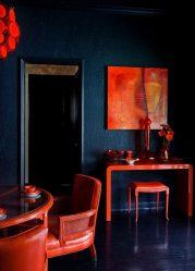 Терракотовый Цвет в интерьере – От истоков и до наших дней. 195+ (Фото) Сочетаемости ярких красок
