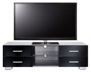 Тумбочки в современном стиле: 200+ (Фото) Оригинальных идей под телевизор (угловые, белые, стеклянные)