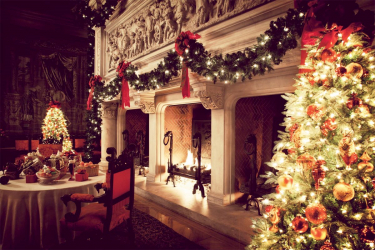 Создание праздника или интересное украшение гирляндами: 145+ (Фото) потрясающих декоров для дома, окна, елки, стены. Смелые идеи, которые способны изменить Ваш интерьер. 4 мастер-класса