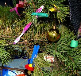 Как стильно и красиво украсить Ёлку на Новый 2018 год? Какими игрушками необходимо обзавестись? (175+ Фото)