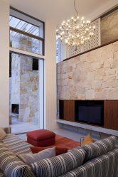 Внутренняя отделка под камень (215 Фото): Секреты «сильного» интерьера