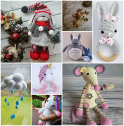 Игрушки из ниток или как порадовать ребенка из ничего: 155+(Фото) уникальных и красивых поделок созданных своими руками с мастер-классами (мягких, на елку, из шариков)